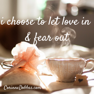 Is Fear What's Really Blocking You? Choosing Love Over Fear