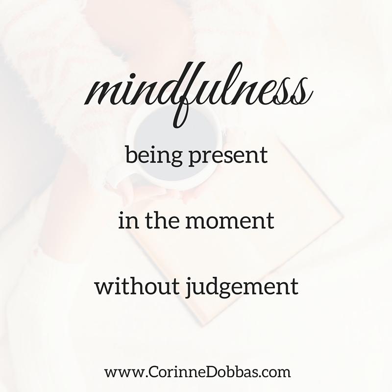 mindfulness: tips on mindful eating