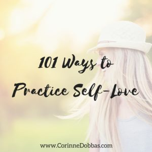 101 Ways to Practice Self-Love